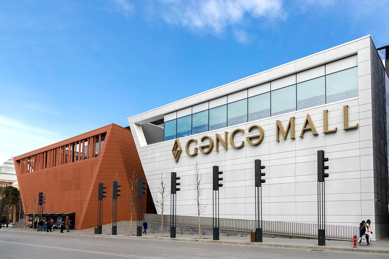 Ganja Mall / Bitmiş Layihələr / Layihələr / North West Construction